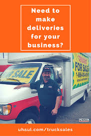 Does Your Business Need To Make Deliveries? Purchasing A Box Truck ...