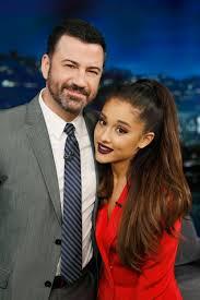 Youtube Hey Jimmy Kimmel Halloween Candy 2014 by Ariana Grande Jimmy Kimmel Live Ariana My Queen Pinterest