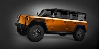 100 Four Door Truck Bollinger Unveils Design Of 4door Version Of Its Upcoming All