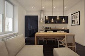Living Interior Design Small Kitchen Home Office Apartment Breathtaking Decorating A Studio Ideas Very