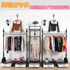 Clothing Store Display Racks P97 In Amazing Furniture Home Design Ideas With