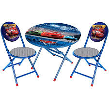 Cars Potty Chair Walmart by Disney U0027s Cars Round Table And Chair Set Walmart Com