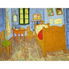 Van Gogh s Bedroom in Arles 2000 Piece Puzzle