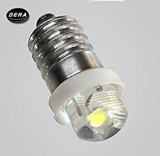 e10 led flashlight replacement bulb torch l light