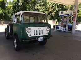 Cohort Classic: Jeep FC-170 – Jeep's Unconventional Truck Is Still ... Norcal Motor Company Used Diesel Trucks Auburn Sacramento Cummins Jeep Truck J20 Mount Zion Offroad Youtube 10 To Buy While Waiting For The Wrangler Pickup 1957 Willys Pick Up Off Road Kaiser Pinterest History Go Beyond M715 Page Rare J4000 4wd The Bollinger B1 Is An Allectric Truck With 360 Horsepower And 1973 Ford Bronco Original Paint Offroad Classic Vintage Suv Truck Jeep Wikipedia Seven Jeeps You Never Knew Existed Young Teen Standing Beside Old Vintage
