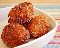 Dunkin Donuts Pumpkin Donut Recipe by Homemade Dunkin U0027 Donuts Munchkins Allfreecopycatrecipes Com