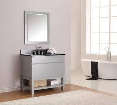 bathroom design ideas appealing light grey finish paint small
