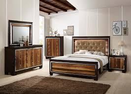 LED Bedroom Set by Crown Mark