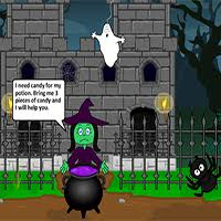 Halloween Escape Walkthrough by Holiday Time Travel Escape Halloween Walkthrough