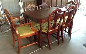 1930s Dining Table Room Furniture Set For Sale Antique Style