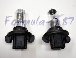led light bulb 30w 10000k blue 9008 h13 p26 4t