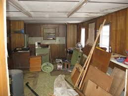 Interior Of The Trailer