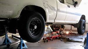 Toyota Tundra How To Paint Brake Calipers - Yotatech Gray Jack Stands 10 Ton 25 35 Now At Triple R Truck Parts Husky 3ton Light Duty Jack Kithd00127 The Home Depot Vwvortexcom Stands Mchflex Rotary Lift How To Jack Up A Big Truck Safely Truck Edition Youtube Amazoncom Heinwner Hw93503 Blueyellow Stand 3 Ton Xpcamper Enthusiast Forum Craftsman 214 Ton Floor Set With Stands New Torin Big Red Auto Craft 1 Pair Car Homemade Camper Products Comparison List Forklift Refurbished