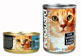 organic cat food fish chicken liver dinner canned food cat products petguard
