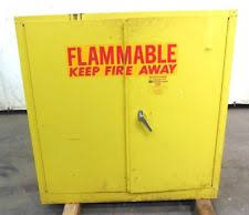 Flammable Liquid Storage Cabinet Canada by Flammable Storage Cabinet Ebay