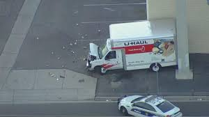 UPDATE: Woman Killed After Suspect Struck Her With Stolen UHaul ... Similiar 20 Foot U Haul Truck Seats Keywords Uhaul Trucks Rentals Columbia Pa An Adventure In Obscurity Money Talks Palmer Residents Voice Opinions About The New So Many People Are Leaving Bay Area A Shortage Is Friday January 25 2013 Neilson House Uhaul Moving Stock Photos Images Haul Truck Tag Usa Breaking News Real People A Crosstown Chicago Move Why May Be The Most Fun Car To Drive Thrillist Rental Where Purchase Parts For Your Box My