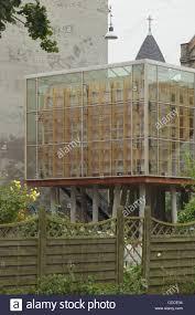 100 Contemporary Glass Houses Holmbladsgade Kvarterhuset A Converted 19Th Century Print