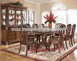Traditional Chinioti Wooden Dining Table Chiniot Furniture Manufacture Living Room