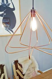 DIY Copper Pendant Design Milk