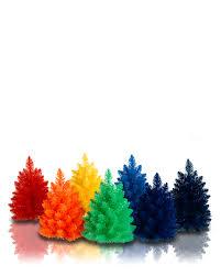 Artificial Christmas Tree Unlit by Christmas Usa