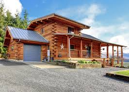 Log Cabin Exterior Wood Siding