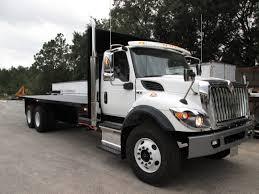 100 Custom Flatbed Trucks Recent Build Lumber Yard Fleetco Builds