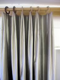 how to hang pinch pleated drapes on a traverse rod tags how to