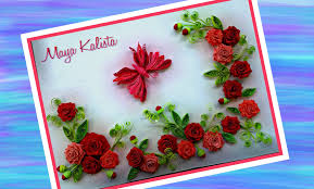 How To Make Paper Quilling Flower Designs Diy Rose Butterfly