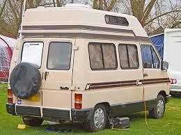 A Trusty Rusty Campervan