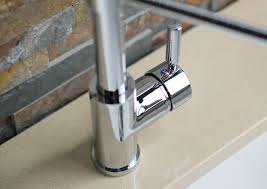 Commercial Style Pre Rinse Kitchen Faucet by Hahn Commercial Style Pre Rinse Kitchen Faucet Stainless Steel