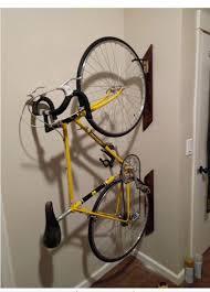 Ceiling Bike Rack For Garage by Bikes Rubbermaid Fasttrack Horizontal Bike Hook Monkey Bars 3