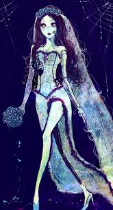 Corpse Bride Tears To Shed by The Corpse Bride By Duckhymn On Deviantart