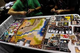 The Hottest New Board Games From Gen Con 2017