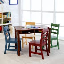 Chair ~ Little Kids Table And Chairs Chair Modern Colors ...
