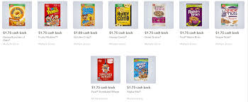 Rite Aid Christmas Trees by Post Cereals As Low As 0 38 At Rite Aid Ibotta Living Rich With