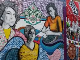 know your street art in memory of clarion alley mural project