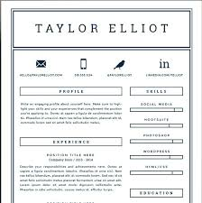 One Page Resumes Best Resume Format Unique 1 Examples E