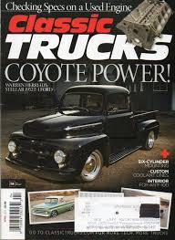 100 Custom Trucks Magazine Classic 2017 CUSTOM COOLANT LINES Interior For An F