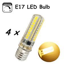 e17 led dimmable bulb 5 watts ac85 265v led e17 light 450lm