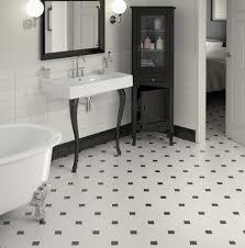 white octagon floor tile tile floor designs and ideas