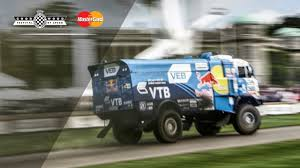Red Bull 900HP Dakar Champion Kamaz T4 4326 Truck Is A Hill Climbing ...
