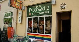 die bar zur feuerwache bar mit deutscher küche bar