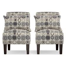 Handy Living Dani Armless Accent Chair, Set Of 2, Geometric Circles Bright Ideas Big Lots Desk Chair Office Accent Chair Dark Brown Fabric Fancy Accent Chairs Your House Idea Iorpheuscom Fniture Stylish And A Half With Ottoman Design Yellow Upholstered Jane Tufted Velvet Armless With Black Birch Wood Legs Sunrise Parsons Youll Love In 2019 Wayfair Bernhardt Rigby 360sl Swivel Dunk Chair Grey Uk Good Heritage Coaster Seating W Padded Seat Charming Wetripinfo