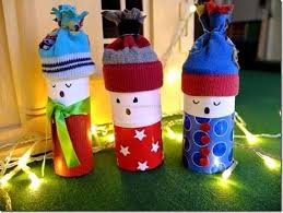 Toilet Paper Roll Craft For Kids