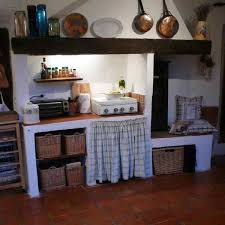 Barn Rustic Wood Shelves Dining Room Shelf Behind Perfectly
