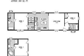 14x40 Cabin Floor Plans by House Floor Plans 28x56 Brookdale Floor Plans 14x40 Mobile Home