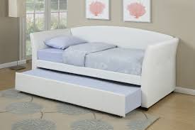 Cheap Trundle Beds With Mattress — Modern Storage Twin Bed Design