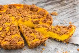 mango pudding streuselkuchen einfach glutenfrei