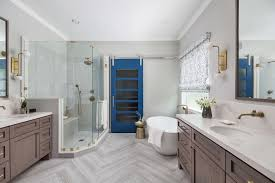 remodeling a master bathroom consider these layout
