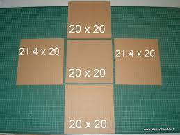 comment fabriquer les boites de rangements sciences jeux